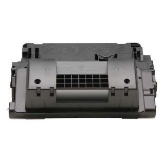 Černá tonerová kazeta CC364A kompatibilní. Vytiskne přibližně 10000 stran A4 při 5% pokrytí.