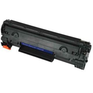 HP CE278 - kompatibilní, Černá tonerová kazeta CE278A kompatibilní. Vytiskne přibližně 2100 stran A4 při 5% pokrytí. Kvalita tisku je stejná jako u originální kazety. Toner je vyroben dle normy kvality ISO 9001.