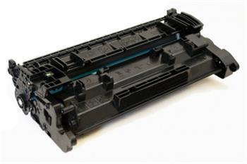 HP CF226A - kompatibiln (26X), barva náplně černá, 9000 stran