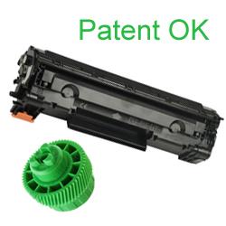 HP CF279A - kompatibilní, (No:79A) tonerová kazeta PATENT OK, barva náplně černá, 1000 s