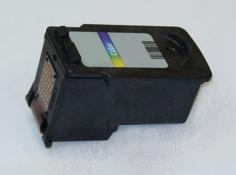 Azurová/Purpurová/Žlutá inkoustová kazeta CL-513 kompatibilní. Vytiskne přibližně 360 stran A4 při 5% pokrytí.