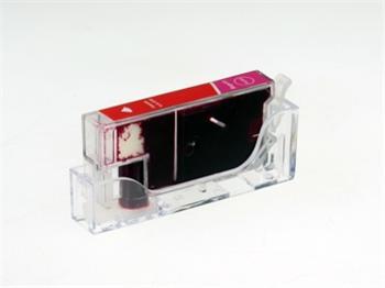 Canon CLI-526 - kompatibilní. Kazeta obsahuje čip. Instalace je tedy stejně snadná jako s originální kazetou.