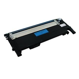 Azurová tonerová kazeta CLT-C406S (C406) kompatibilní. Vytiskne přibližně 1000 stran A4 při 5% pokrytí.