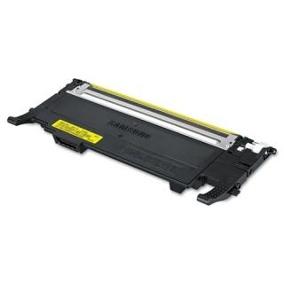 Žlutá tonerová kazeta CLT-Y4072S-ELS kompatibilní. Vytiskne přibližně 1000 stran A4 při 5% pokrytí.