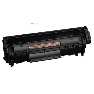 Canon FX-10 - kompatibilní. Černá tonerová kazeta FX-10. Vytiskne přibližně 2000 stran A4 při 5% pokrytí.