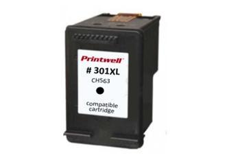 HP 301XL BK - kompatibilní