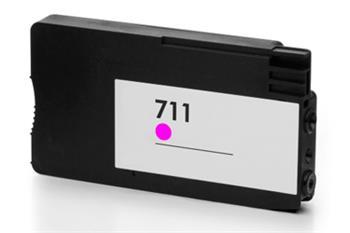HP CZ131A - kompatibilní, CZ131A (No:711) MAGENTA inkoustová kazeta PATENT OK