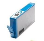 Azurová inkoustová kazeta CD972AE (No.920XL CYAN) inkoustová. Vytiskne přibližně 700 stran A4 při 5% pokrytí.