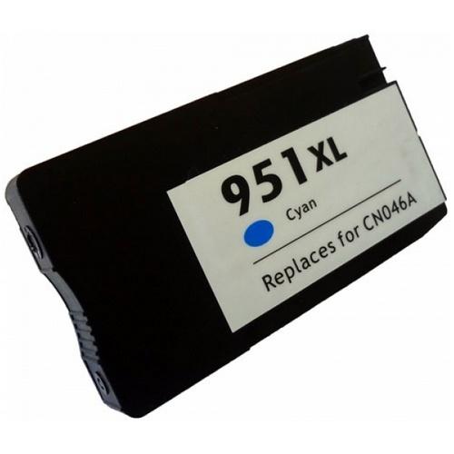 CN046 (No:951XL C) kompatibilní kazeta