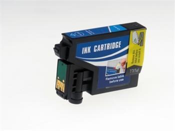 Azurová inkoustová kazeta T0612 kompatibilní inkoustová.