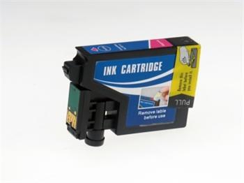 Purpurová inkoustová kazeta T0613 kompatibilní inkoustová.