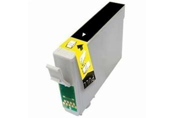 Epson T1281 - kompatibilní Kompatibilní kazety je NUTNÉ instalovat do tiskárny JEDNOTLIVĚ. To znamená vyvolat na tiskárně výměnu tiskových kazet, vyměnit pouze jednu barvu, ostatní přeskočit, nechat proces dokončit a s další barvou postupovat stejným zp