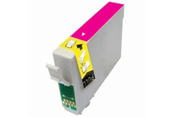 Epson T1283 - kompatibilní. Purpurová inkoustová kazeta T1283 kompatibilní inkoustová.