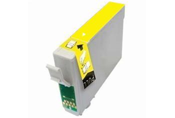 Epson T1284 - kompatibilníŽlutá inkoustová kazeta T1284 kompatibilní inkoustová.
