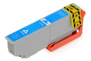 Epson T3362 - kompatibilní. Azurová inkoustová kazeta 33XL C13T33624022 kompatibilní inkoustová.