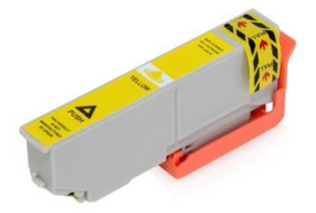 Epson T3364 - kompatibilní. Žlutá inkoustová kazeta 33XL C13T33644022 kompatibilní inkoust