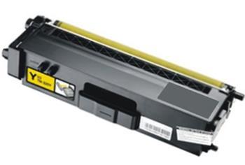 Brother TN-423Y - kompatibilní, TN423Y kompatibilní tonerová kazeta, barva náplně žlutá, 4000 stran